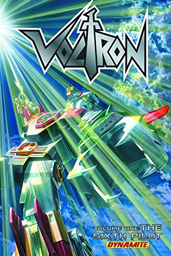 Voltron Volume 1: The Sixth Pilot TP (1606903349) by Thomas, Brandon; Padilla, Ariel