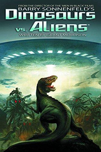 9781606903452: Barry Sonnenfeld's Dinosaurs Vs Aliens