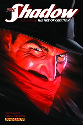 9781606903612: The Shadow, Vol. 1: The Fires Of Creation