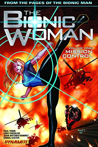 9781606903629: The Bionic Woman Volume 1