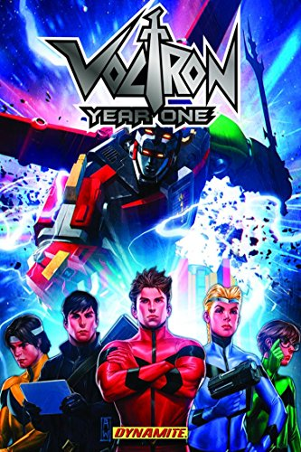 Voltron Year One TP (1606903659) by Thomas, Brandon