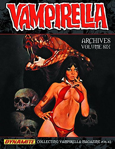 9781606903742: Vampirella Archives Volume 6