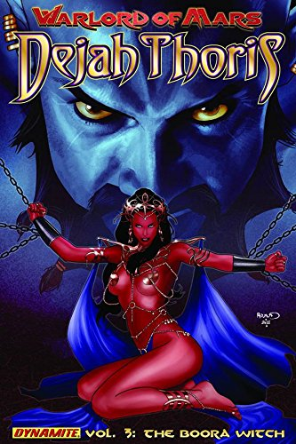 Warlord of Mars: Dejah Thoris Volume 3 - The Boora Witch TP: Napton, Robert Place