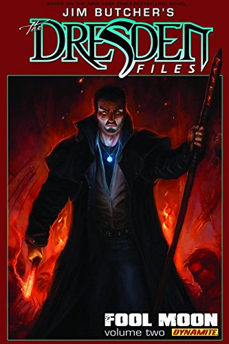 Jim Butcher's The Dresden Files: Fool Moon: Powers, Mark,Butcher, Jim