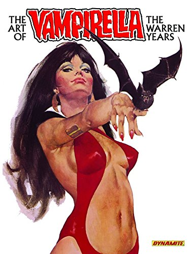 The Art of Vampirella : The Warren Years