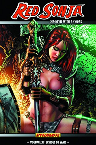 9781606904091: Red Sonja: She-Devil with a Sword Volume 11: Echoes of War