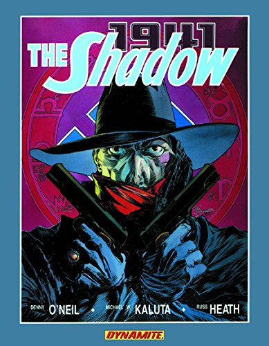 The Shadow 1941: Hitler's Astrologer HC (1606904299) by O'Neil, Denny; Kaluta, Michael