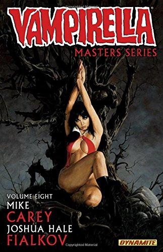 9781606904329: Vampirella Masters Series Volume 8: Mike Carey & More