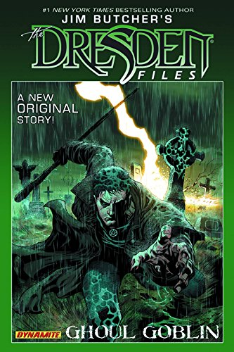 9781606904381: Jim Butcher's the Dresden Files 1: Ghoul Goblin