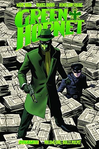 9781606904398: Mark Waid's The Green Hornet Volume 1