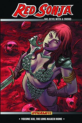 9781606904565: Red Sonja: She-Devil with a Sword Volume 13