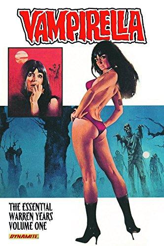 Vampirella: The Best of the Warren Years: Archie Goodwin