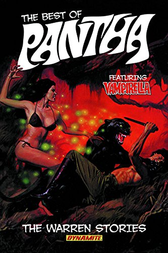 9781606904657: The Best of Pantha: The Warren Stories