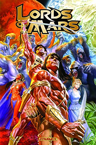 9781606904671: Lords of Mars Volume 1