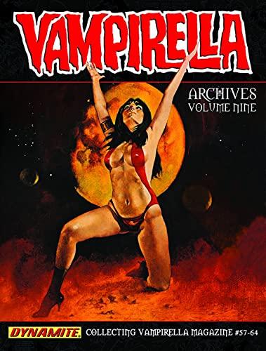9781606904695: Vampirella Archives, Vol. 9