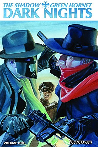 9781606904701: The Shadow / Green Hornet Volume 1: Dark Nights