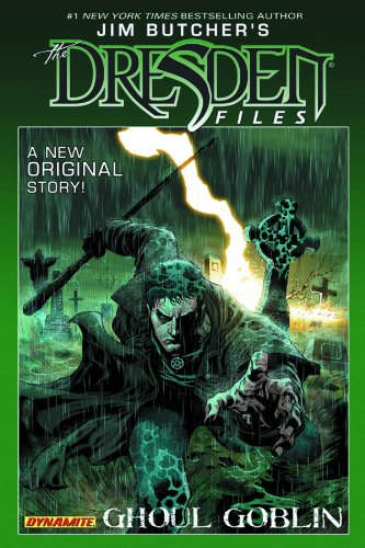Jim Butcher's Dresden Files: Ghoul Goblin Signed Edition: Butcher, Jim; Powers, Mark
