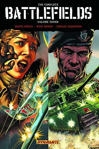 9781606904749: Garth Ennis' Complete Battlefields Volume 3 Hardcover
