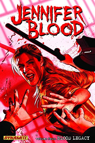 Jennifer Blood Volume 5 (Garth Ennis Jennifer Blood Tp)
