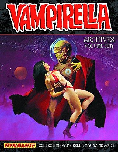 9781606905012: Vampirella Archives Volume 10