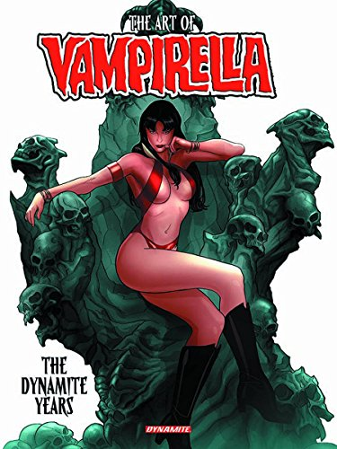 The Art of Vampirella : The Dynamite Years