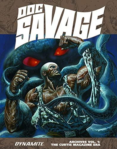 Doc Savage Archives Volume 1: The Curtis Magazine Era HC: Moench, Doug