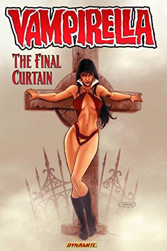 Vampirella Volume 6: The Final Curtain: Jerwa, Brandon