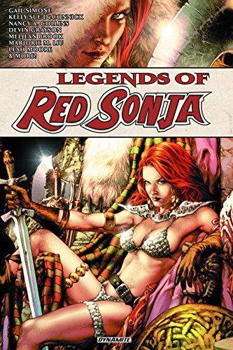 9781606905258: Legends of Red Sonja (Legends of Red Sonja Tp)