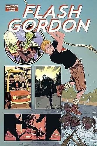 Flash Gordon Annual 2014: Eliopoulos, Chris, Acker,