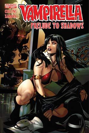 Vampirella : Prelude to Shadows Vol. 1: Collins, Nancy A.;