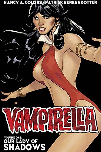 Vampirella Volume 1: Our Lady of Shadows: Collins, Nancy A.