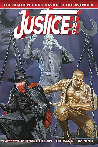 9781606906620: Justice, Inc. Volume 1 (Justice Inc Tp)