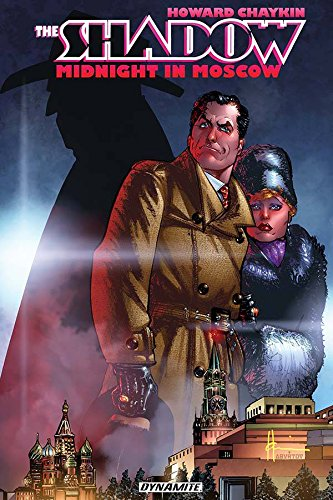 9781606906828: The Shadow: Midnight in Moscow