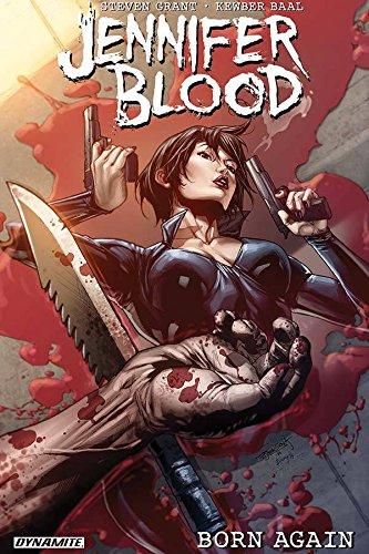 9781606906842: Jennifer Blood: Born Again