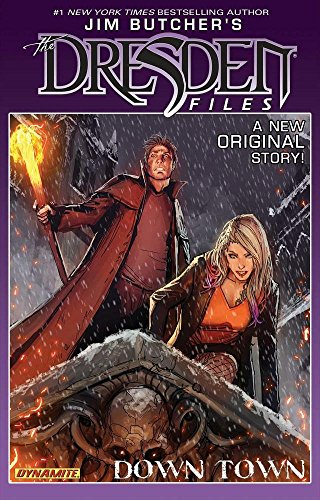 9781606907016: Jim Butcher's Dresden Files: Down Town (Signed Limited Edition)