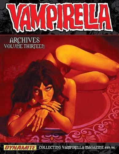 9781606907863: Vampirella Archives Volume 13