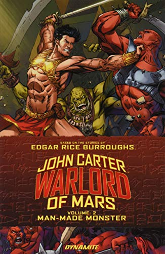 9781606908136: John Carter: Warlord of Mars Volume 2: Man-Made Monster