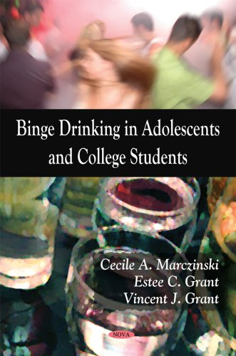 9781606920374: Binge Drinking in Adolescents and College Students