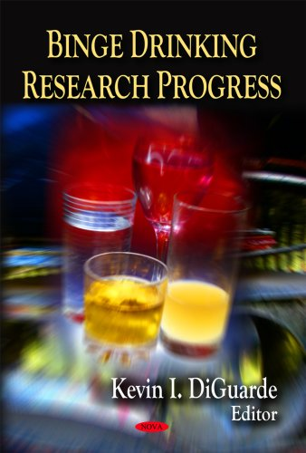 9781606920657: Binge Drinking Research Progress