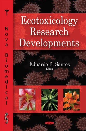 9781606921678: Ecotoxicology Research Developments