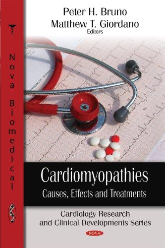 Cardiomyopathies: Peter H. Bruno
