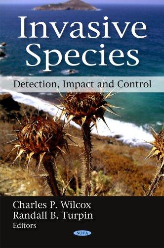 9781606922521: Invasive Species: Detection, Impact and Control