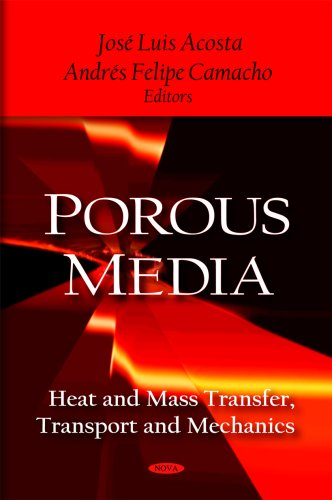 9781606924372: Porous Media: Heat and Mass Transfer, Transport and Mechanics