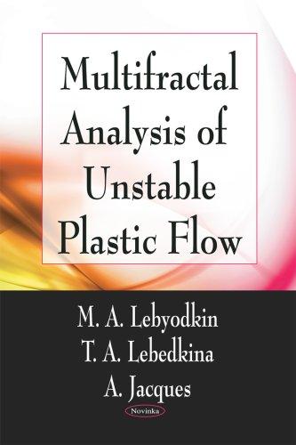 9781606924686: Multifractal Analysis of Unstable Plastic Flow