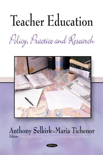 9781606925065: Teacher Education: Policy, Practice and Research