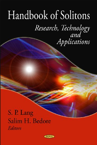 Handbook of Solitons: Research, Technology and Applications (Hardback)