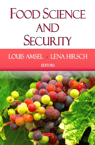 Food Science and Security: Nova Science Pub Inc