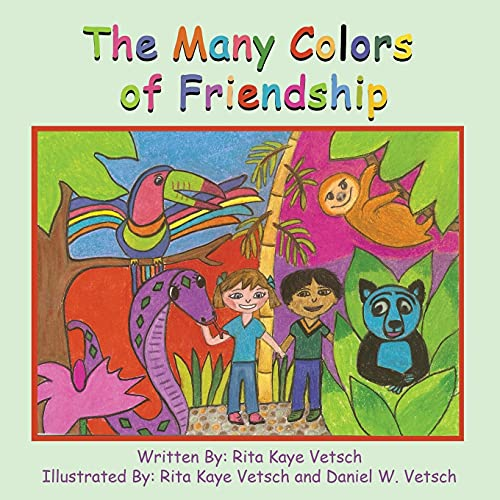 9781606937563: The Many Colors of Friendship