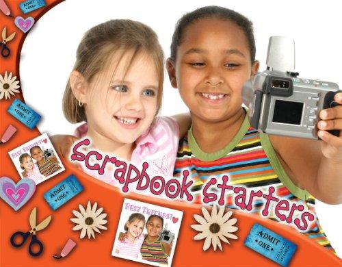 9781606943434: Scrapbook Starters (Creative Crafts for Kids)
