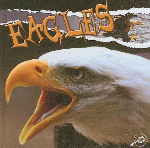 Eagles (Raptors (Rourke Library)): Lundgren, Julie K.
